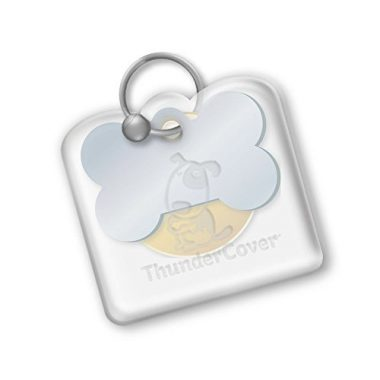 ThunderCover Dog Tag Silencer by ThunderShirt