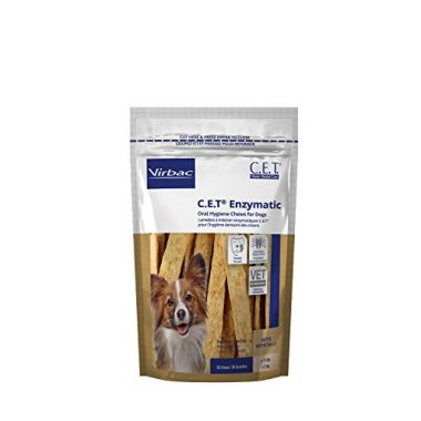 C.E.T. Enzymatic Oral Hygiene Chews by Virbac