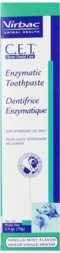 C.E.T. Enzymatic Toothpaste by Virbac