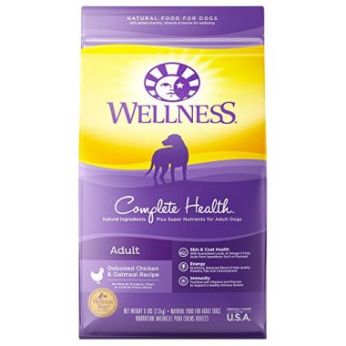 Wellness Complete Health Natural Dry Dog Food by Wellness Natural Pet Food