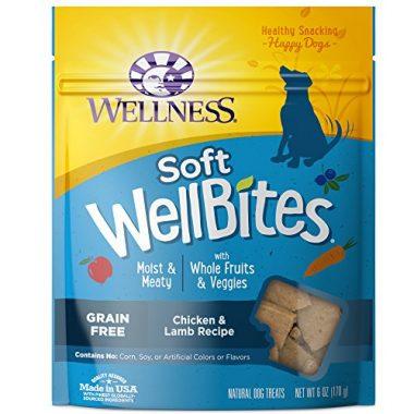 WellBites Soft Dog Treats by Wellness Natural Pet Food
