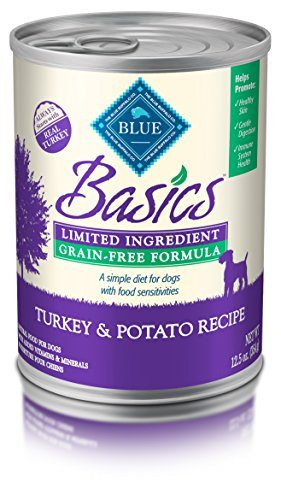 BLUE Basics Limited Ingredient Grain Free Formula Wet Dog Food by Blue Buffalo
