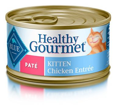 Healthy Gourmet Kitten Wet Cat Food by Blue Buffalo