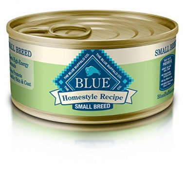 BLUE Homestyle Recipe Small Breed Lamb Dinner Wet Dog Food by Blue Buffalo