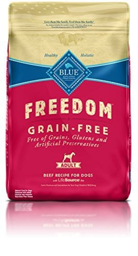 Blue Buffalo Freedom Grain Free Recipe for Dog