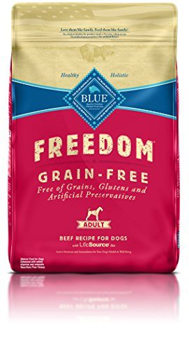 Blue Buffalo Freedom Grain Free Recipe for Dog