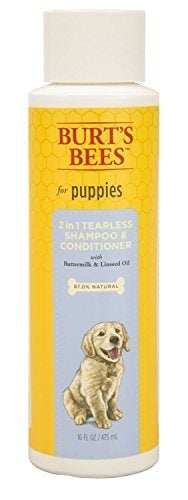 Puppy Tearless 2-in-1 Shampoo by Burt's Bees