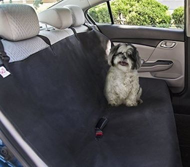 Hammock Style Waterproof Dog Car Seat Cover by GoBuddy