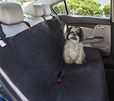 Hammock Style Waterproof Dog Car Seat Cover by GoBuddy