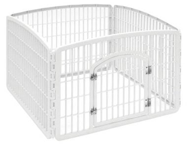 Pet Playpen with Door by IRIS USA, Inc.