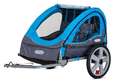 InStep Take 2 Double Bicycle Trailer by Pacific Cycle