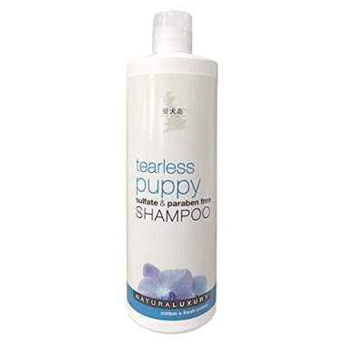 Tearless Puppy Shampoo by Isle of Dogs