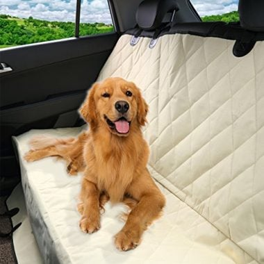 Luxury Pet Car Seat Cover by Pet Magasin