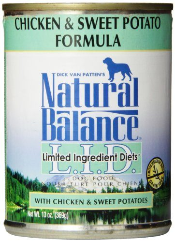 Limited Ingredient Diets Wet Dog Food by Natural Balance