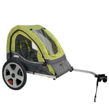 InStep Sync Single Bicycle Trailer by Pacific Cycle