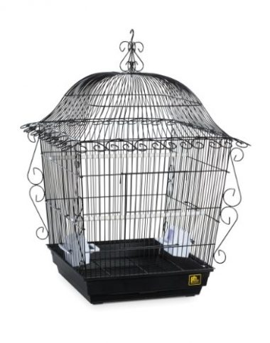 Jumbo Scrollwork Bird Cage by Prevue Hendryx