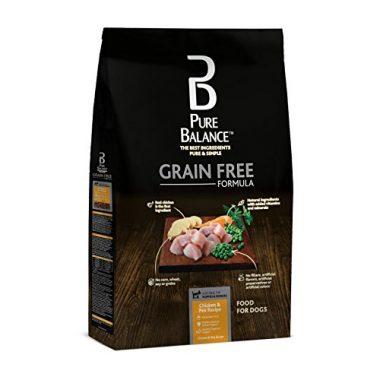 Grain Free Chicken & Pea Recipe Food for Dogs