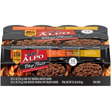 ALPO Chop House Wet Dog Food by Purina
