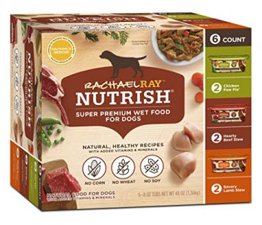 Nutrish Super Premium Wet Food for Dogs by Rachael Ray