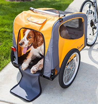 Rascal Pet Trailer by Schwinn