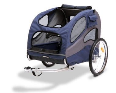 HoundAbout Pet Bicycle Trailer by Solvit