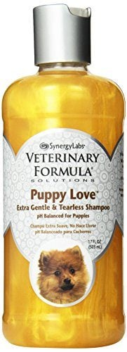 Veterinary Formula Solutions Puppy Love Extra-Gentle and Tearless Shampoo by SynergyLabs