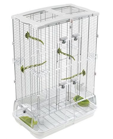Model M02 Bird Cage by Vision