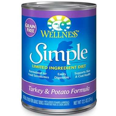 Wellness Simple Limited Ingredient Diet Wet Canned Food by Wellness Natural Pet Food