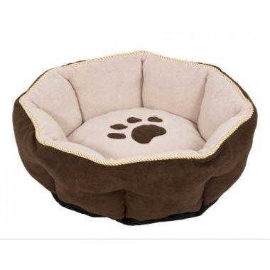 Aspen Pet Sculptured Round Bed