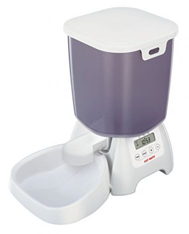 C3000 Automatic Dry Food Pet Feeder by Cat Mate