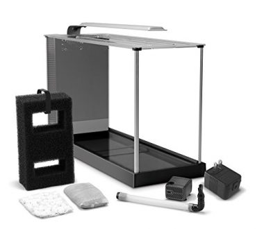 5-Gallon Spec V Aquarium Kit by Fluval