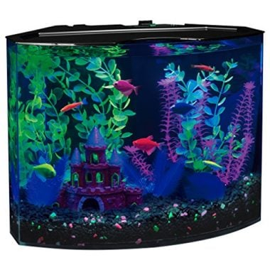 5-Gallon 29045 Aquarium Kit with Blue LED Light by GloFish