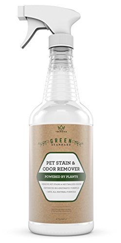 Natural Pet Stain and Odor Remover by TriNova