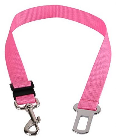 Car Vehicle Auto Safety Seat Belt for Dog by SPHTOEO