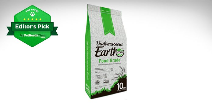 Diatomaceous Earth Food Grade For Cats