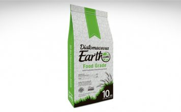 Diatomaceous Earth Food Grade powder