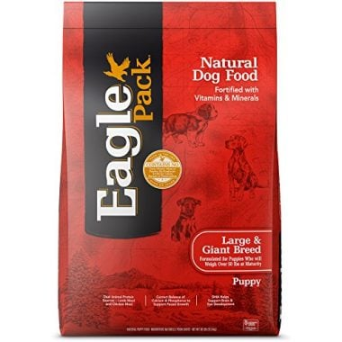 Natural Dry Dog Food by Eagle Pack Natural Pet Food