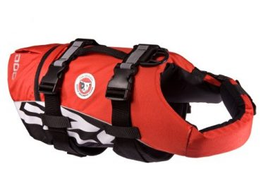 Doggy Flotation Device Dog Life Vest Jacket by EzyDog