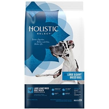 Is Holistic Select A Good Dog Food