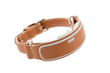 Smart Dog Collar GPS Location Tracker by Link AKC