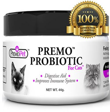 Premo Probiotic for Cats by PremoPet