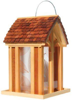 Mountain Chapel Bird Feeder by Perky-Pet