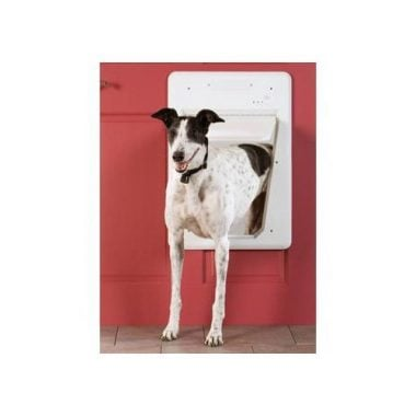 Electronic SmartDoor Automatic Dog and Cat Door by PetSafe