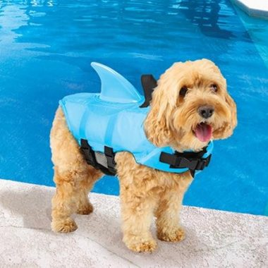 Sea Squirts Dog Life Vest by SwimWays
