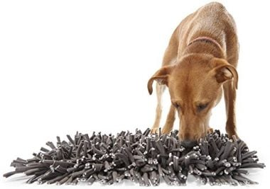 Wooly Snuffle Mat Feeding Mat for Dogs by PAWS