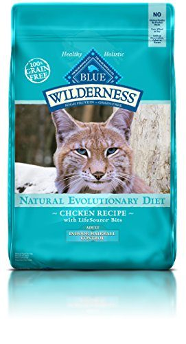 Blue Wilderness Indoor Adult Cat Food Review