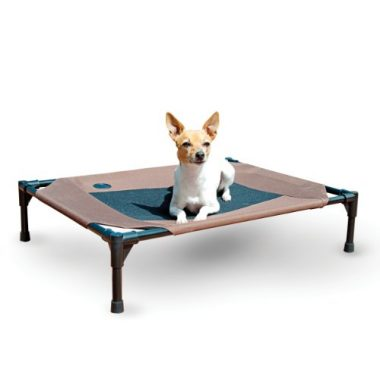 Original Pet Cot Elevated Pet Bed by K&H Pet Products