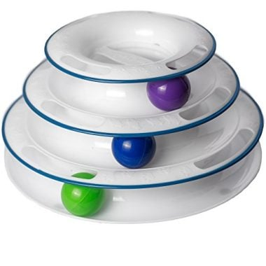 Amazing Cat Roller Toy by Easyology Pets