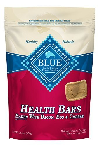 Blue Health Bars Crunchy Dog Treats