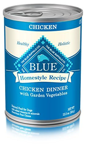 Blue Homestyle Recipe Wet Dog Food